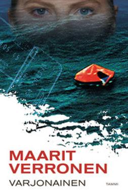 Verronen, Maarit - Varjonainen, e-kirja