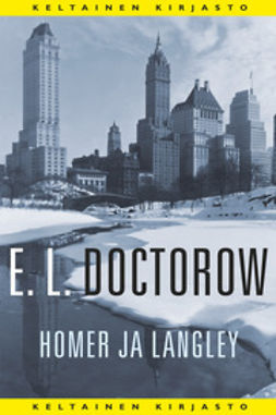 Doctorow, E. L. - Homer ja Langley, e-kirja