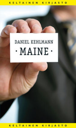 Kehlmann, Daniel - Maine, ebook