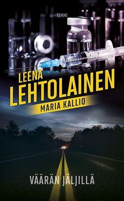 Väärän jäljillä: Maria Kallio 10