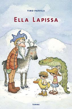 Parvela, Timo - Ella Lapissa, e-kirja