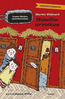 Widmark, Martin - Hotellin arvoitus, e-kirja