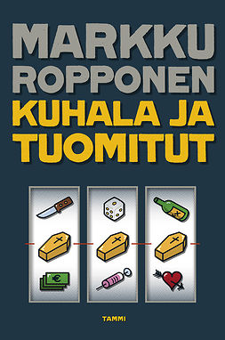 Ropponen, Markku - Kuhala ja tuomitut, ebook
