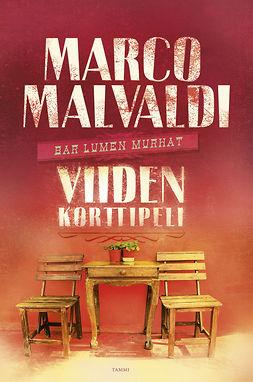 Malvaldi, Marco - Viiden korttipeli, e-kirja