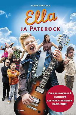 Parvela, Timo - Ella ja Paterock, e-bok
