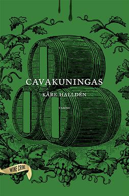 Halldén, Kåre - Cavakuningas, e-kirja