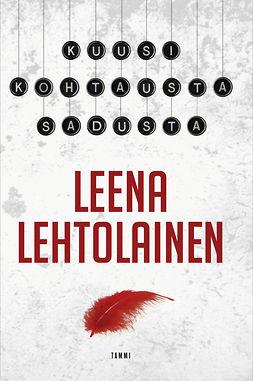 Lehtolainen, Leena - Kuusi kohtausta Sadusta, ebook
