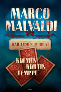Malvaldi, Marco - Kolmen kortin temppu, e-kirja
