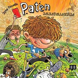 Parvela, Timo - Paten jalkapallokirja, audiobook