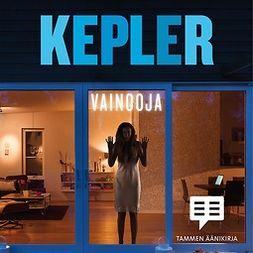 Kepler, Lars - Vainooja, äänikirja