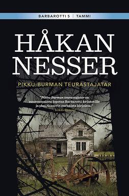 Nesser, Håkan - Pikku-Burman teurastajatar, e-kirja