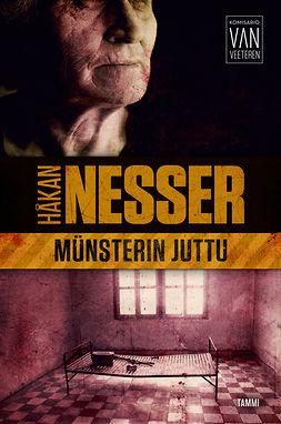 Nesser, Håkan - Münsterin juttu: Van Veeteren 6, ebook