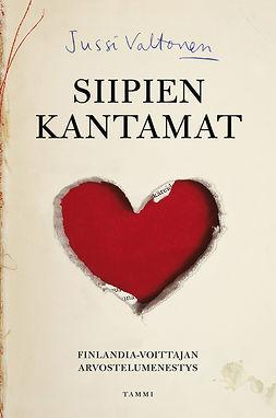Valtonen, Jussi - Siipien kantamat, e-kirja