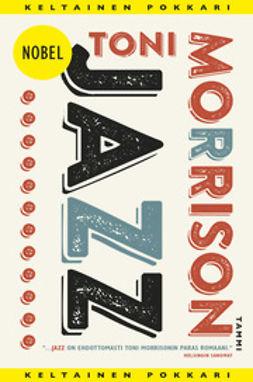 Morrison, Toni - Jazz, e-bok