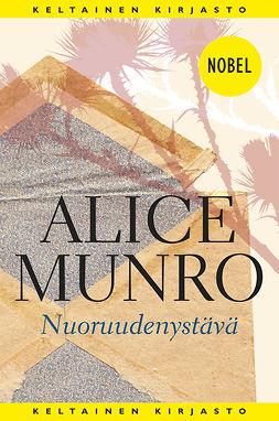 Munro, Alice - Nuoruudenystävä, e-kirja