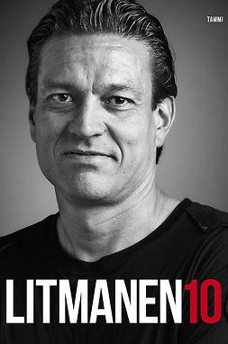 Litmanen, Jari - Litmanen 10, e-kirja