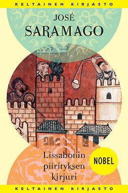 Saramago, José - Lissabonin piirityksen kirjuri, e-kirja