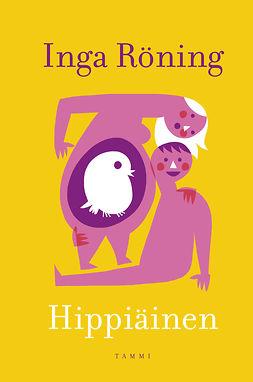 Röning, Inga - Hippiäinen, e-kirja