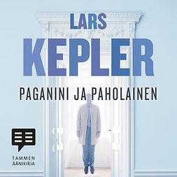 Kepler, Lars - Paganini ja paholainen, äänikirja