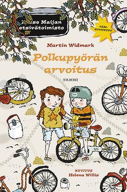 Widmark, Martin - Polkupyörän arvoitus - Lasse-Maijan etsivätoimisto, e-kirja