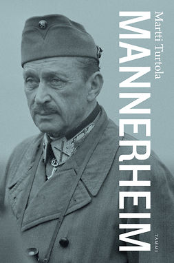 Turtola, Martti - Mannerheim, ebook