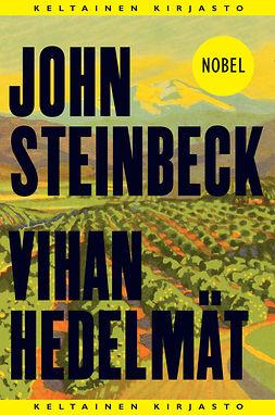 Steinbeck, John - Vihan hedelmät, e-kirja