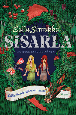 Simukka, Salla - Sisarla: Seikkailu toisessa maailmassa, e-kirja