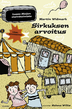 Widmark, Martin - Sirkuksen arvoitus, e-kirja