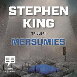 King, Stephen - Mersumies, äänikirja