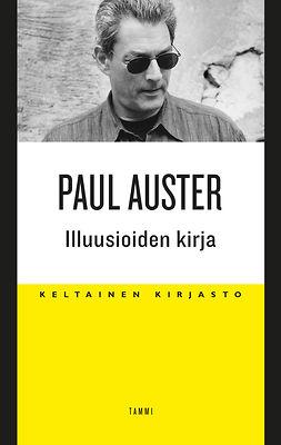 Auster, Paul - Illuusioiden kirja, ebook