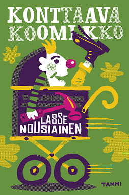 Nousiainen, Lasse - Konttaava koomikko, e-kirja
