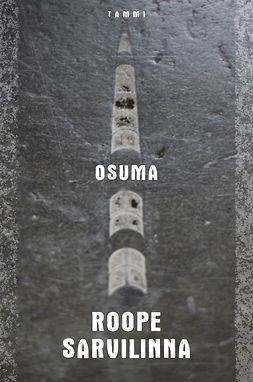Sarvilinna, Roope - Osuma, e-kirja