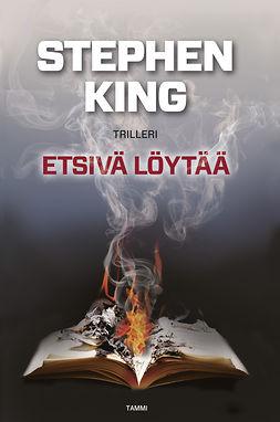 King, Stephen - Etsivä löytää, ebook