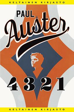 Auster, Paul - 4 3 2 1, ebook