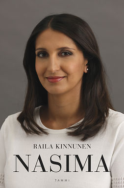 Kinnunen, Raila - Nasima, ebook