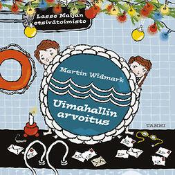 Widmark, Martin - Uimahallin arvoitus: Lasse-Maijan etsivätoimisto, äänikirja