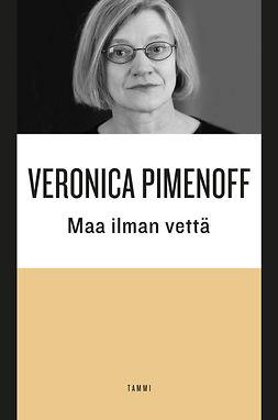 Pimenoff, Veronica - Maa ilman vettä, e-kirja