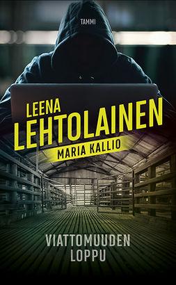 Lehtolainen, Leena - Viattomuuden loppu, e-kirja