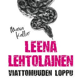 Lehtolainen, Leena - Viattomuuden loppu: Maria Kallio 14, äänikirja