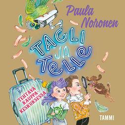 Noronen, Paula - Tagli ja Telle. Tehtävä kauppakeskuksessa, äänikirja