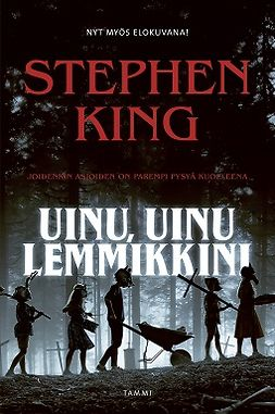 King, Stephen - Uinu, uinu lemmikkini, ebook