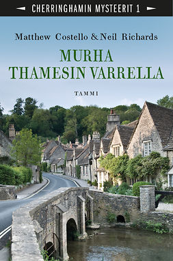 Richards, Neil - Murha Thamesin varrella: Cherringhamin mysteerit 1, ebook