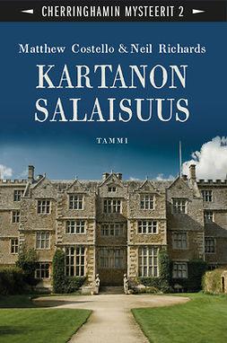 Costello, Matthew - Kartanon salaisuus: Cherringhamin mysteerit 2, ebook