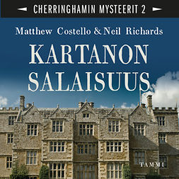 Costello, Matthew - Kartanon salaisuus: Cherringhamin mysteerit 2, audiobook