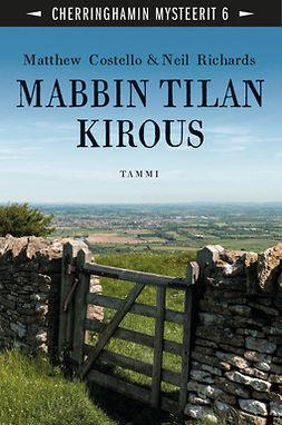 Costello, Matthew - Mabbin tilan kirous: Cherringhamin mysteerit 6, ebook