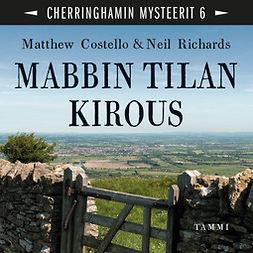 Costello, Matthew - Mabbin tilan kirous: Cherringhamin mysteerit 6, audiobook
