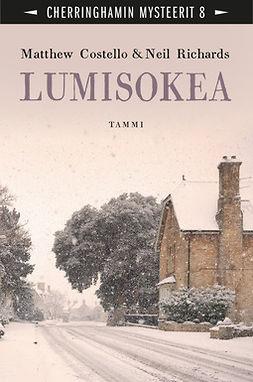 Costello, Matthew - Lumisokea: Cherringhamin mysteerit 8, ebook
