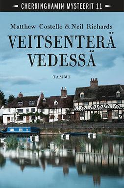 Costello, Matthew - Veitsenterä vedessä: Cherringhamin mysteerit 11, e-kirja