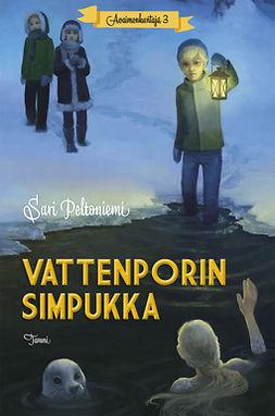 Peltoniemi, Sari - Vattenporin simpukka, e-kirja