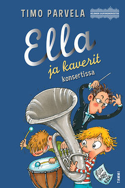 Parvela, Timo - Ella ja kaverit konsertissa, ebook